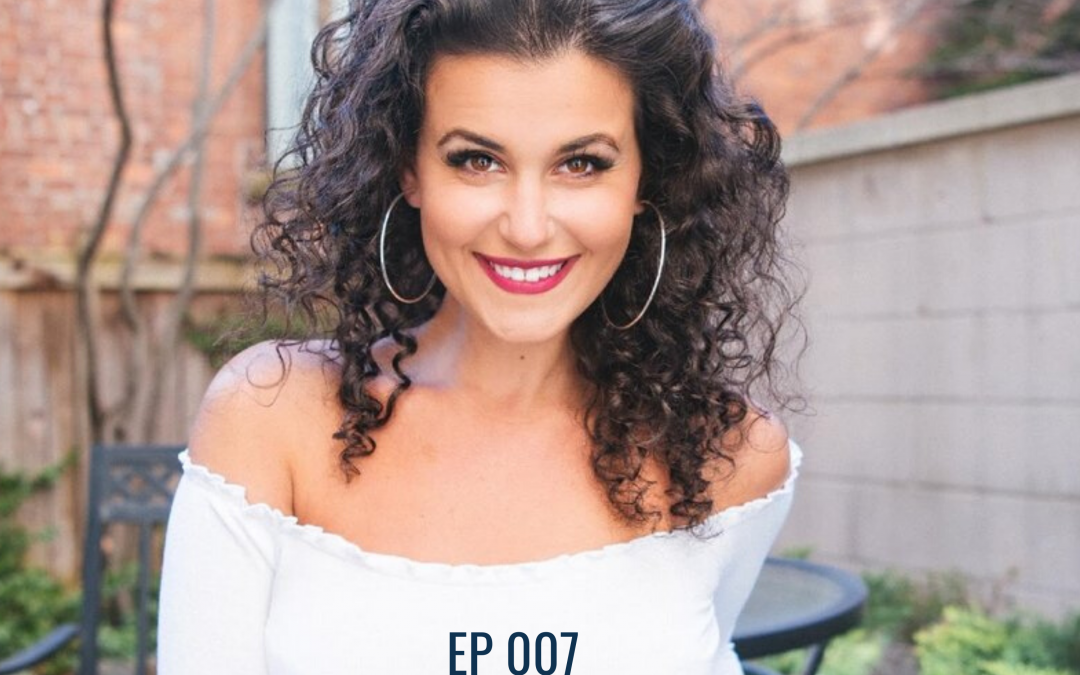 EP 007   Rachel David   How Connections and Intuition Lead to Success